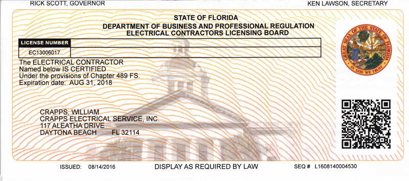 Review Electrical Contractor License · Liability Insurance Top Design - Style Of contractors state license board In 2018